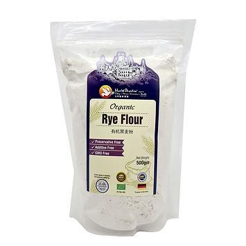 Organic Rye Flour 500gm