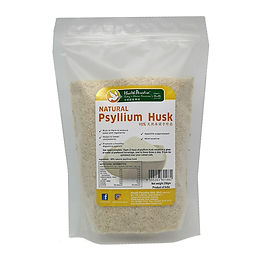 Natural Psyllium Husk 250gm