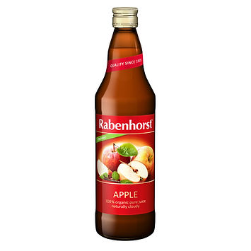 Rabenhorst Organic Apple Juice 750ml