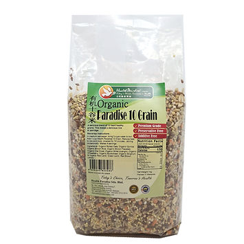 Organic Paradise 10 Grain 1kg