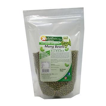 Organic Mung Beans 500gm