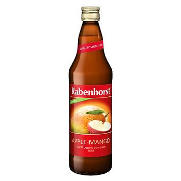 Rabenhorst Organic Apple-Mango Juice 750ml