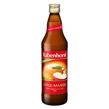 Rabenhorst Organic Apple-Mango Juice 750ml