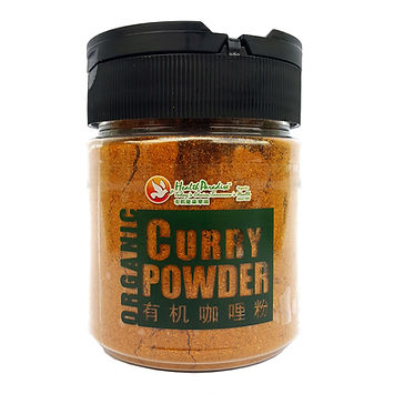 Organic Curry Powder 100gm btl