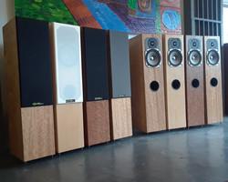 Halford Loudspeakers Cerezos