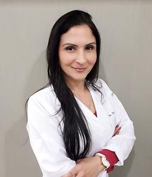 Dra. Jakelline Murucci, fisioterapeuta especializada em RPG