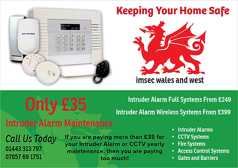 intruder alarm, cctv, burglar alarm