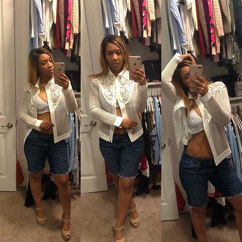 Cayuse Lace Jacket