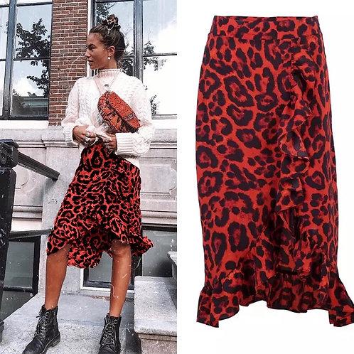 Red Rebel Skirt