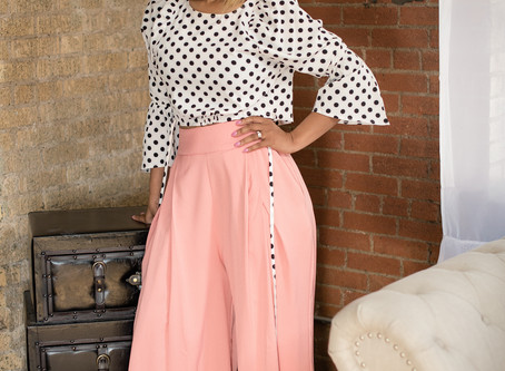 Shauntae Benton of House of MERCI