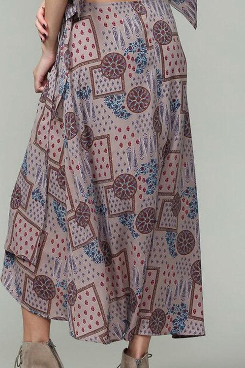 Fluttering Skirt