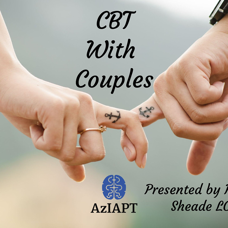 CBT With Couples December Cohort
