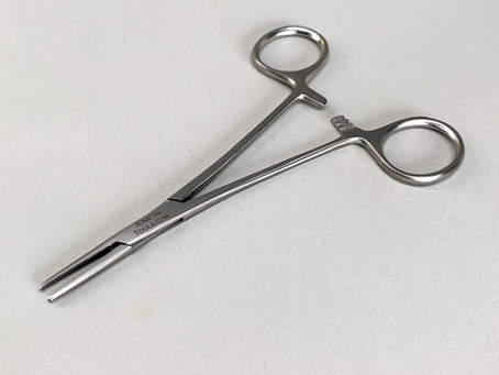 Straight Forceps and Jewelers Tweezers are Here!
