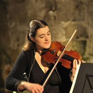 SUZANNE MARIE ▪ violin