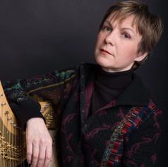 GHISLAINE PETIT-VOLTA ▪ harpe