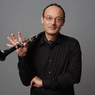 PHILIPPE BERROD ▪ clarinette ▪ du 20 au 23 fév.