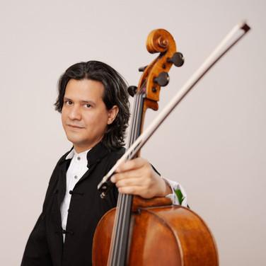 CLAUDIO BOHÓRQUEZ ▪ cello ▪ Feb. 20 to 26