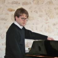 CHARLES LAVAUD ▪ piano