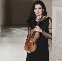 ARIADNE DASKALAKIS ▪ violon