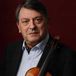 ALEXIS GALPÉRINE ▪ 小提琴