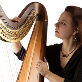 ANNE RICQUEBOURG ▪ harpe