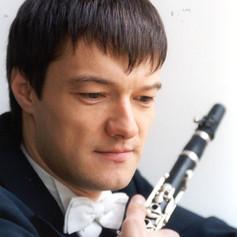 MARTIN SPANGENBERG ▪ clarinet