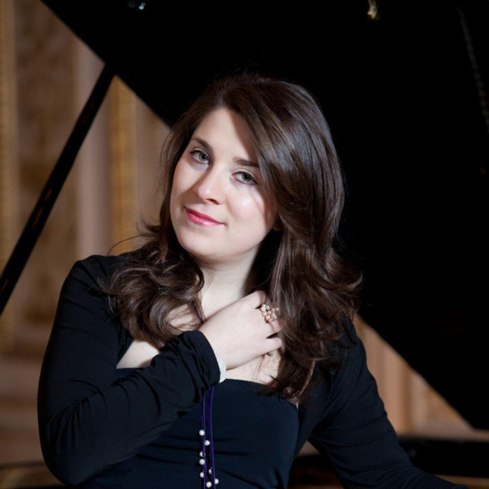 VICTORIA SHERESHEVSKAYA ▪ piano