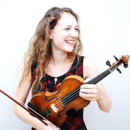 PRISCILLE LACHAT-SARRETE ▪ 小提琴