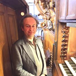 NICOLAS JORTIE ▪ piano & orgue