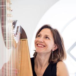 SANDRINE CHATRON ▪ harp