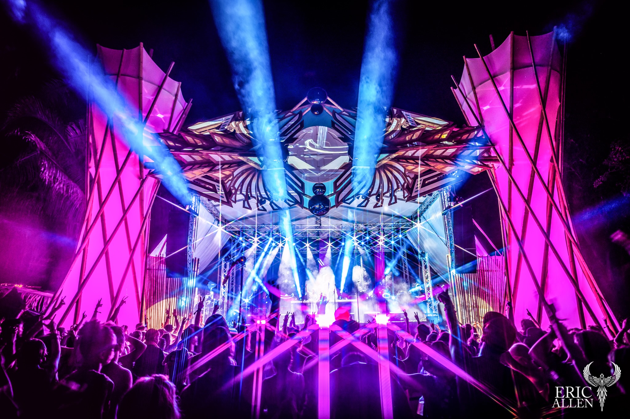 Event Seven Envision Festival Sol Stage
