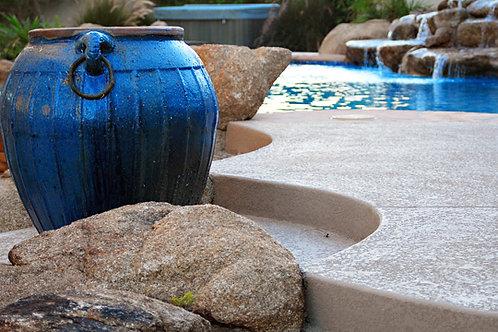 Cool Pool Deck  ( Sq. Ft price)