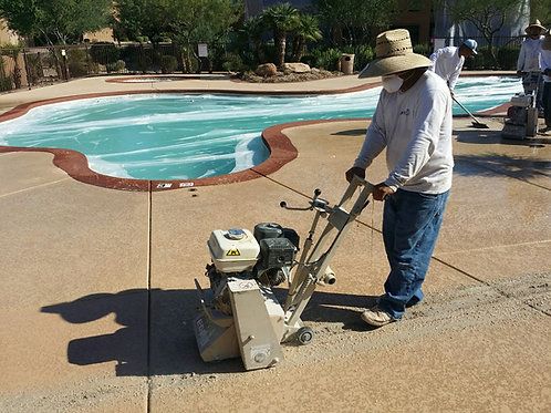 Removal of Coating - Grinding (sq ft price)