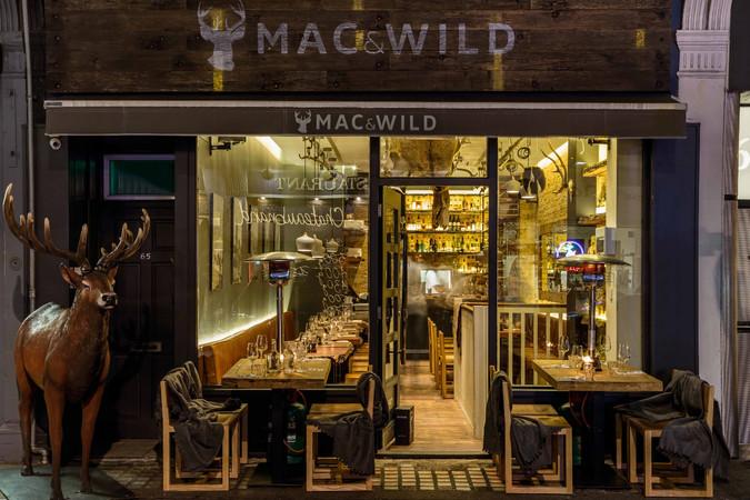 Mac and Wild Great Titchfield Street Interior Design