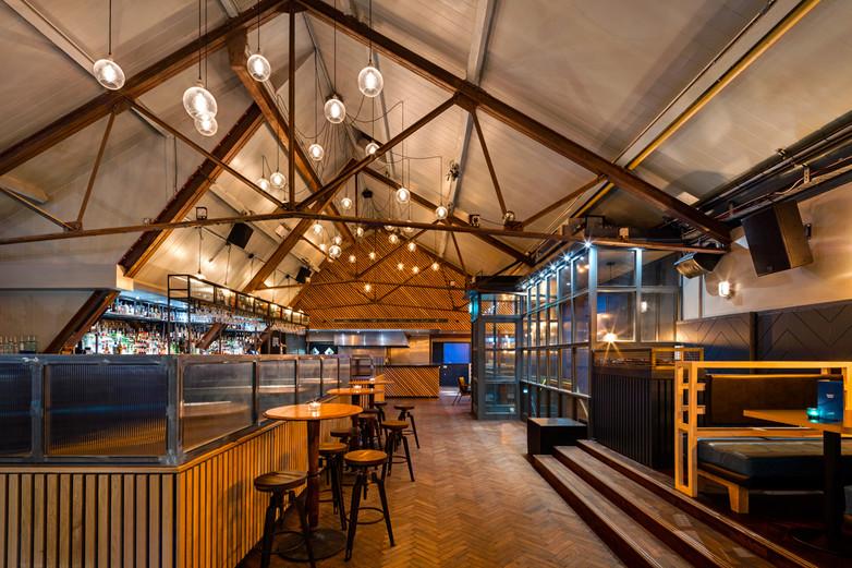 Hanks Oxford - Interior Design