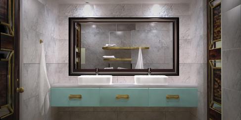 Ronnie Scotts Interior design Concept
