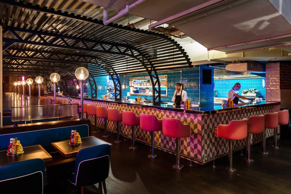 The Diner Southampton - Interior design .jpg