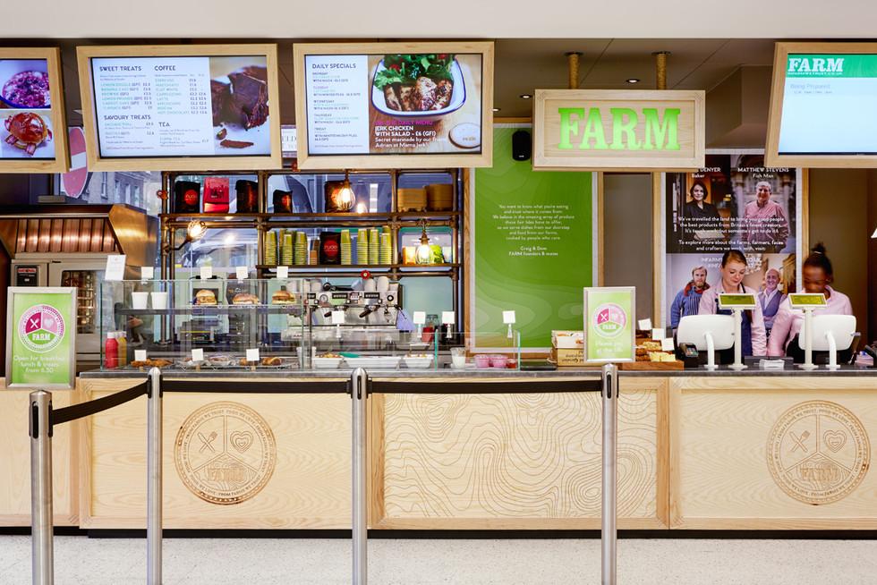 Tesco Farm Concept Interior Design