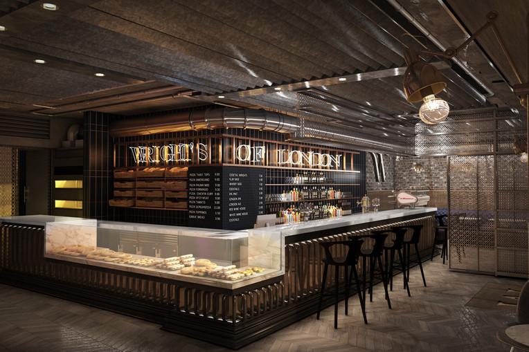 Wrights of London - Interior Design Concept