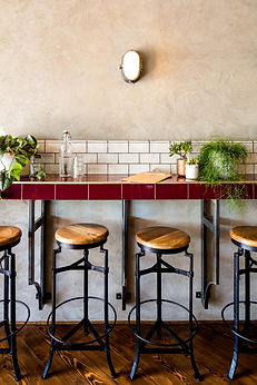 Randy's Wing Bar, Interior Designers, London