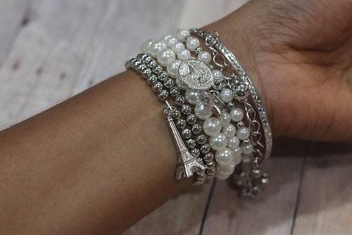 Paris- Stretch Bracelet