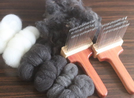 A Review:  Woodenclocksnthings Ultra Fine Combs
