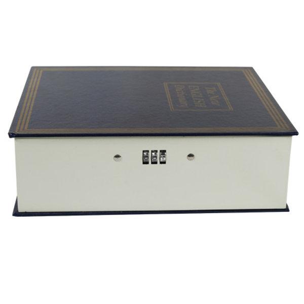 Combination Locking Book Safe   Fashionably Safe