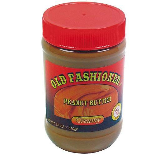 Peanut Butter Diversion Safe