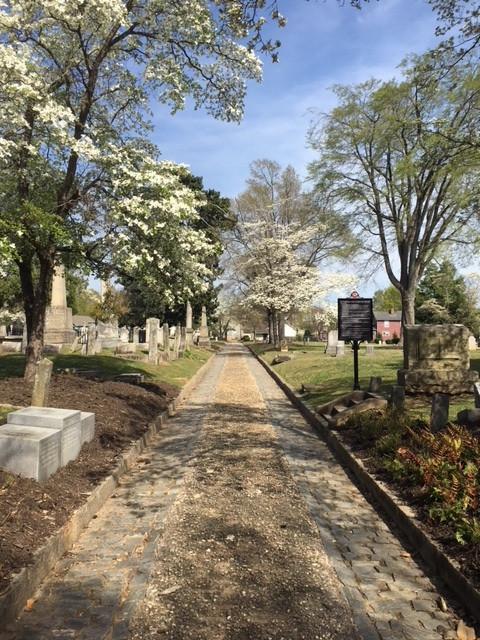 City Cemetery Raleigh, North Carolina