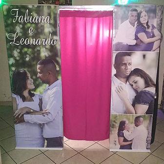Fabiana e Leonardo - casamento_Cabine fo