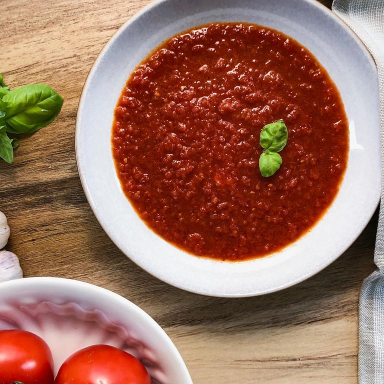 January 17 - Sauce and ricotta making kit