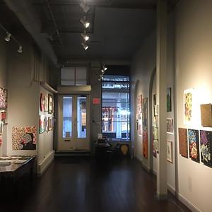 Sales & Exhibited Art