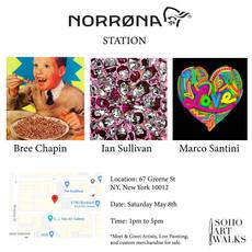 Norrona Station