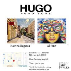 Hugo Boss Station